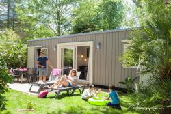 Huuraccommodaties - Cottage 3 (3 Slaapkamers, 40M², 2 Badkamers) Terras, Airconditioning - Camping L'Hippocampe