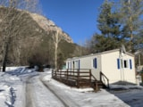 Rental - Mobile-Home Eco 32M² (2 Bedrooms) - Flower Camping le Montana