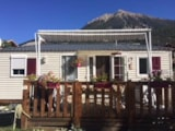 Rental - Mobile-home CONFORT+ 32m² (2 bedrooms) - Flower Camping le Montana