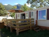 Rental - Mobile-home CONFORT+ 32m² (3 bedrooms) - Flower Camping le Montana