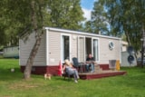 Rental - Luxury Mobile home - Camping Floreal Gossaimont