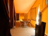 Rental - Safari tent 2 bedrooms (without toilet blocks) - Camping Floreal Gossaimont