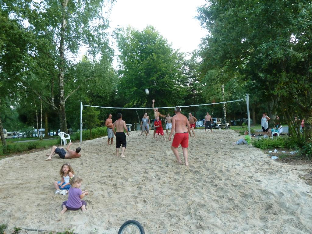 Sport activities Camping Floreal Gossaimont - Odrimont