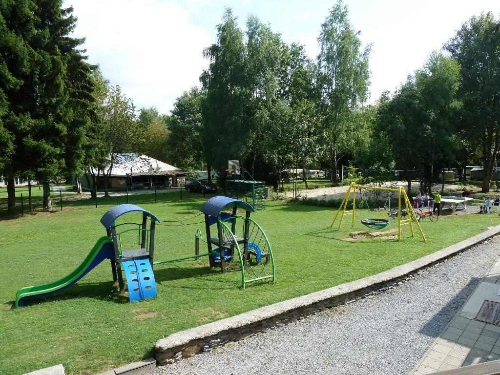 Entertainment organised Camping Floreal Gossaimont - Odrimont