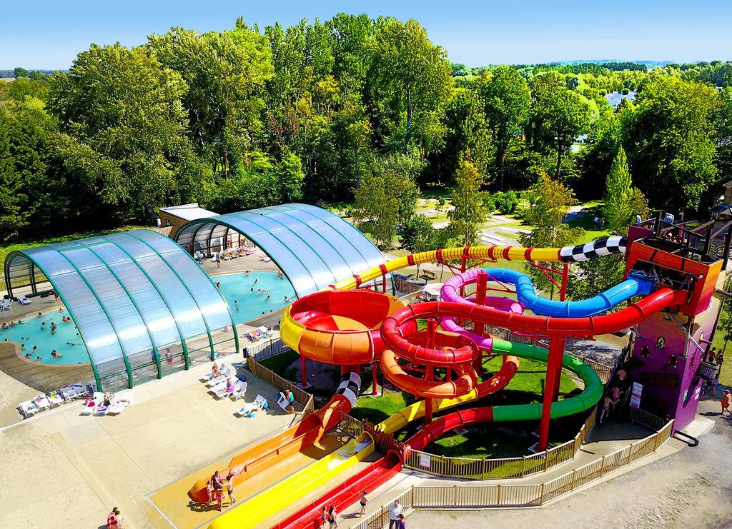 Capfun Camping la Dune Fleurie, Quend, Somme