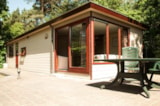 Rental - Bungalow Boomklever - Recreatiepark Boslust