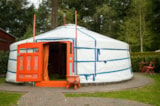 Rental - Mongolian Yurt - Recreatiepark Boslust