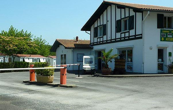 Establishment Camping Antton - St Pée sur Nivelle
