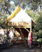 Pitch - Tent for hikers/Cyclists - Domaine de Belezy