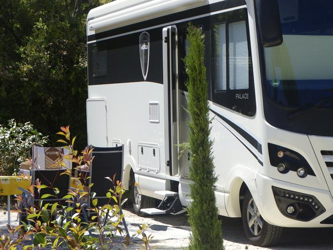 Pitch Motorhome Confort