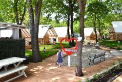 Glamping Camere