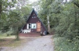 Rental - Log Cabins 62 - Basic - Camping Le Roptai