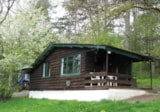 Rental - Log Cabins 61 - Basic - Camping Le Roptai