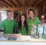 Reception team Camping Le Roptai - Ave-Et-Auffe