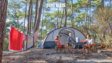 Pitch - Tent Pitch Package - Camping la Dune Bleue