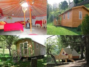 Services & amenities Camping La Palhère - VILLEFORT
