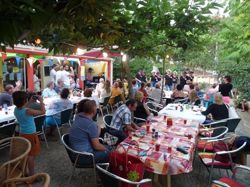 Services Camping Domaine Le Vernis - Azillanet