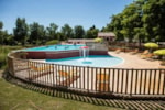 Camping Domaine Le Vernis - Azillanet