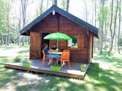 Rental - Chalet Without Bathroom - Au Valbonheur (Camping le Plan d'Eau)