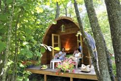 Rental - Igloo (Without Toilet Blocks) - Au Valbonheur (Camping le Plan d'Eau)