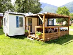 Rental - Mobile-Home *** 3 Bedrooms - Au Valbonheur (Camping le Plan d'Eau)