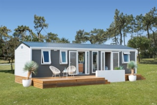 Mobile-home ORTIE 3 bedrooms