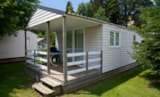 Rental - Mobil Home ( 4 Adults + 1 Child 6/12 Years)/ Week - Camping-Village Marmotel
