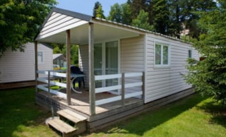 Mobil Home ( 4 Adults + 1 Child 6/12 Years)/ Week