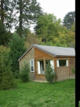 Rental - Chalet 3 pers. per night ( 2 adults + 1child 6/12 years ) - Camping-Village Marmotel