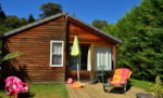 Rental - Chalet  3 pers.( 2 adults + 1child 6/12 years)/ week - Camping-Village Marmotel