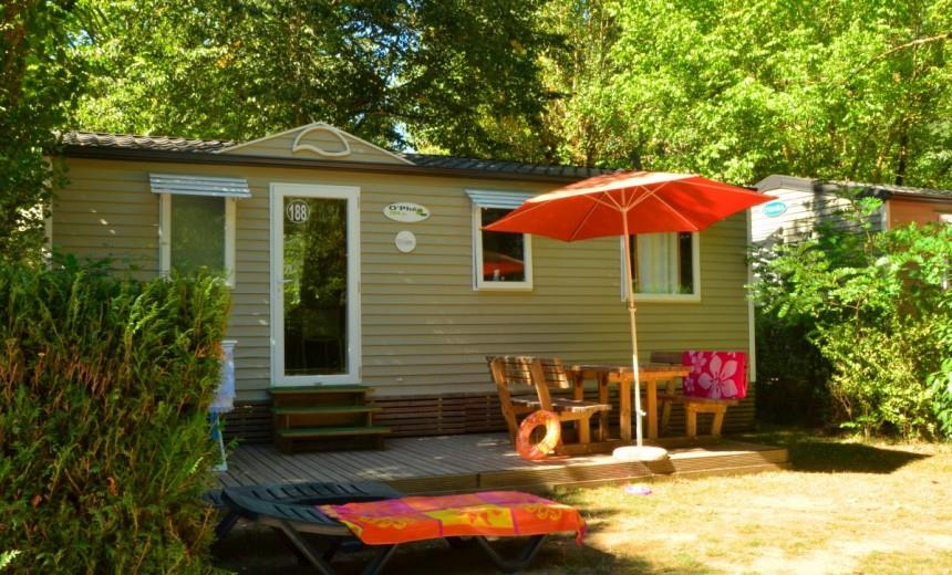 Huuraccommodaties - Stacaravan / Week - Camping-Village Marmotel