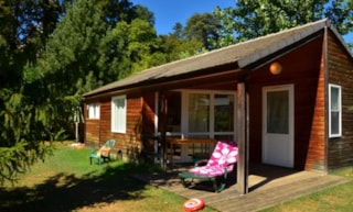 Chalet 8 Pers. ( 6 Adults + 2 Children 6/12 Years )/ Week