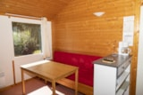 Rental - Chalet 8 pers. ( 6 adults + 2 children 6/12 years )/ week - Camping-Village Marmotel