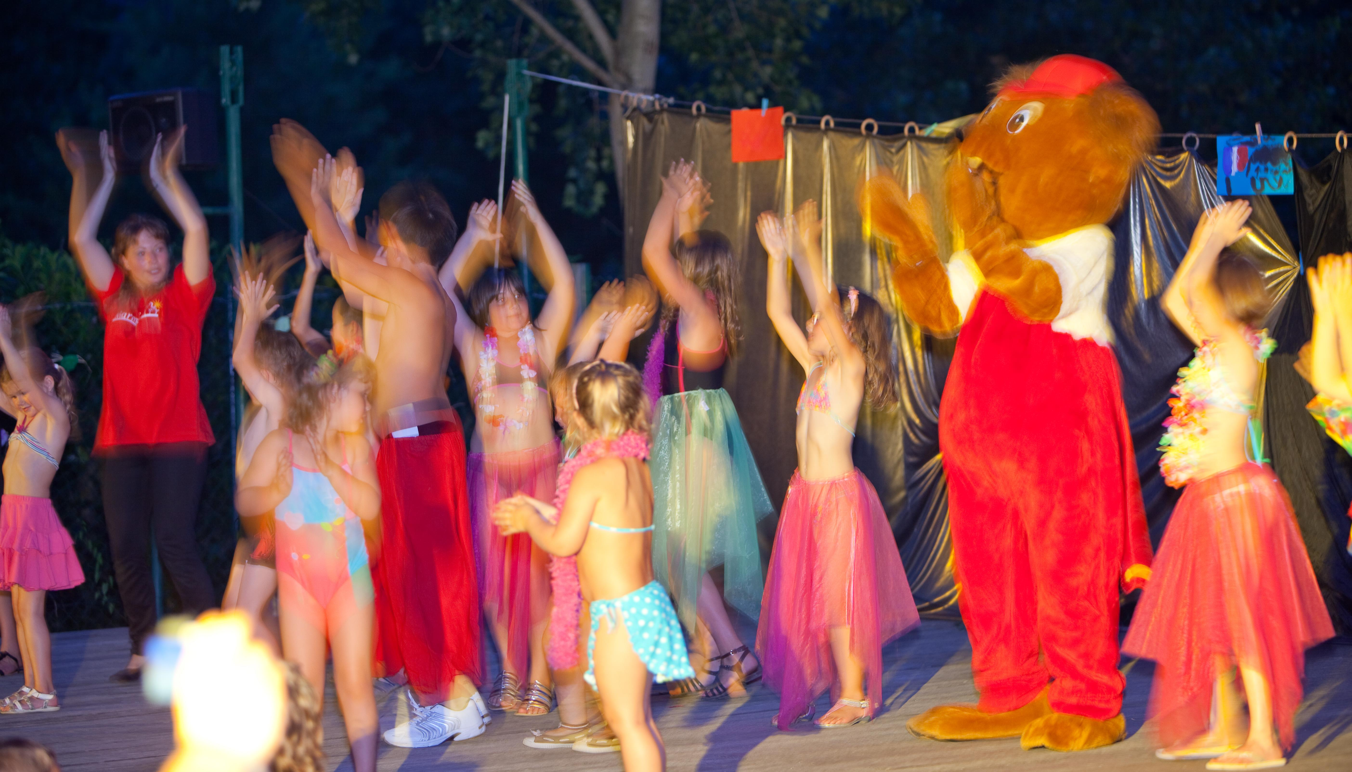 Animations Camping-Village Marmotel - St Geniez d'Olt