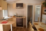 Rental - Mobile Home 'IRM' Super Mercure - Camping Le Capelan