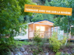 Huuraccommodaties - Mobil Home IRM Loggia Bay - Camping Le Capelan
