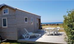 Location - Tiny House - 2 Chambres - Camping Les 7 Iles