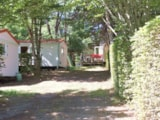 Rental - Mobile home Super Mercure Eco 28m² (2 bedrooms) + terrace - Camping Domaine La Plage du Garoustel