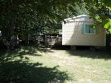 Rental - Mobile home Super Mercure Confort 28m² (2 bedrooms) + terrace - Camping Domaine La Plage du Garoustel