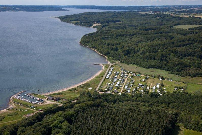 Regio Rosenvold Strand Camping - Stouby