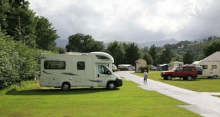 Beacons Caravan Club Site - Brecon