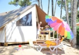 Rental - Le Grand Voile -8 Years - Camping Les Préveils