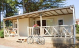 Rental - Le Cottage Trio (3 Bedrooms) -8 Years - Camping Les Préveils