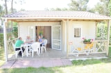 Rental - Le Cottage Duo (2 Bedrooms) +8 Years - Camping Les Préveils