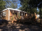 Rental - Mobile-Home Confort 28M² - Camping Le Paradis