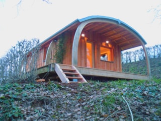 Eco Wooden cabin