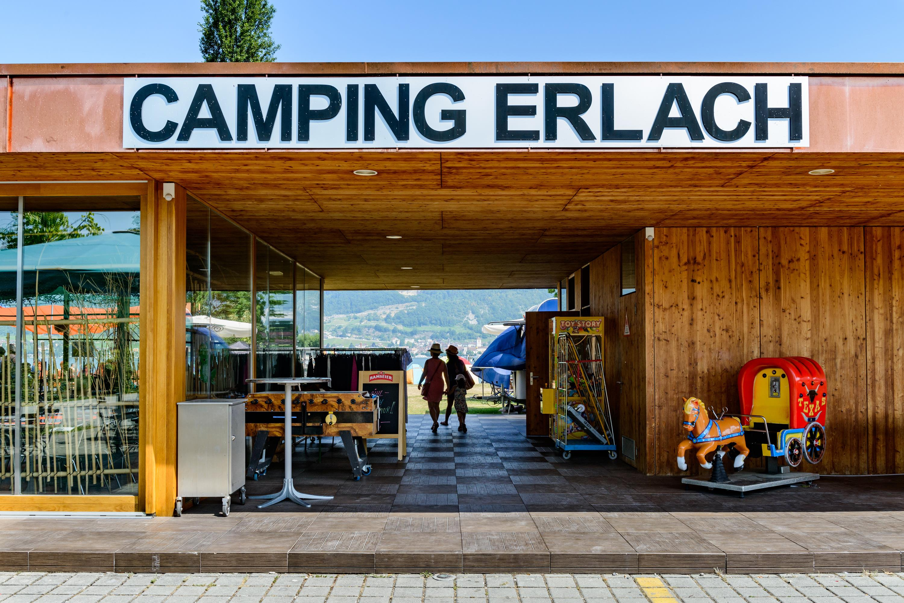 Establishment Gemeinde Camping Erlach - Erlach