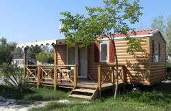 Accommodation - Mobile-Home Habana Top Presta 25M² (2 Bedrooms) - Capfun - Domaine Les Fleurs d'Agde