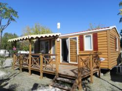 Accommodation - Mobile-Home Sun Top Presta 27M² (2 Bedrooms) - Capfun - Domaine Les Fleurs d'Agde