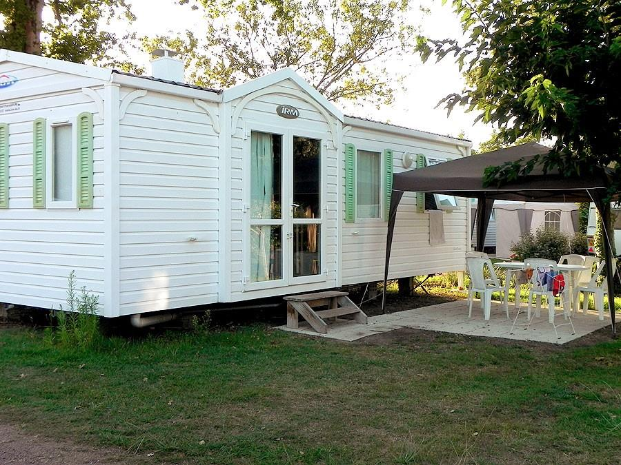 Mobil-home Gamme Vacances